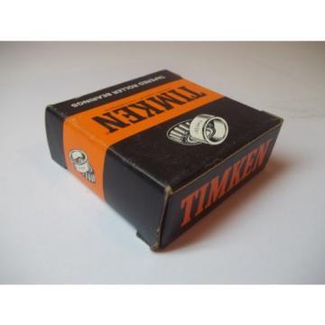 NIB TIMKEN TAPERED ROLLER BEARINGS MODEL # 15245 NEW OLD STOCK