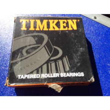 """(1) Timken 552A Tapered Roller Bearing Outer Race Cup, Steel, Inch, 4.875"""" Outer"""