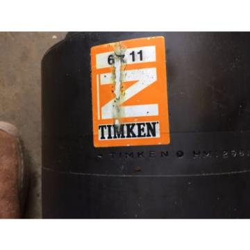 HM129848-90012(REF) Timken Tapered Roller Bearing Assembly