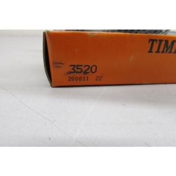 Timken 3520 Tapered Roller Bearing Cup