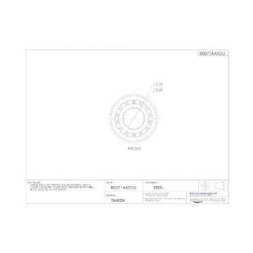 Timken LM11749 Tapered Roller Bearing, Single Cone, Standard Tolerance, Straight