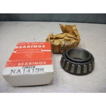 Timken NA14138 Tapered Roller Bearing