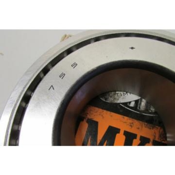 Timken 755 Tapered Roller Bearing Cone With 752 Cup! Set.