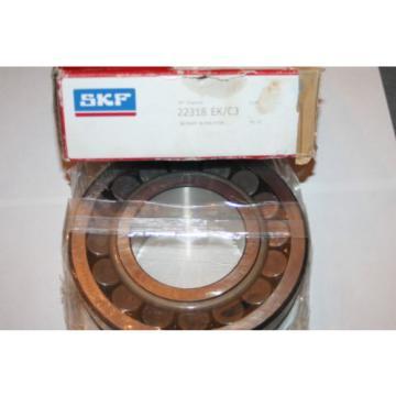 SKF Explorer 22318 EK/C3 Tapered Spherical Roller Bearing  * NEW *