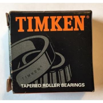 """Timken A2126B Steel Tapered Roller Bearing Single Cup 1.2600"""" OD"""