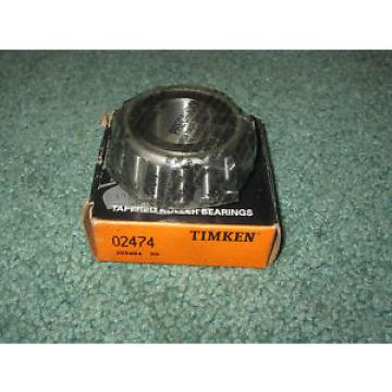 NEW Timken 02474 Tapered Roller Bearing Cone 200604  cup race outer ring