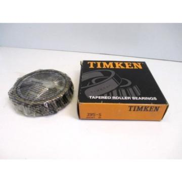 TIMKEN 395-S TAPERED ROLLER BEARING MANUFACTURING CONSTRUCTION NEW