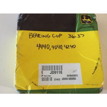 John Deere JD9118 Tapered Roller Bearing Cup NIB
