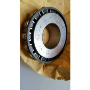 Timken tapered roller bearing 346( 2 bearings-cone only)