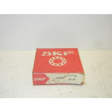 SKF 2735X NEW TAPERED ROLLER BEARING CUP 2735X