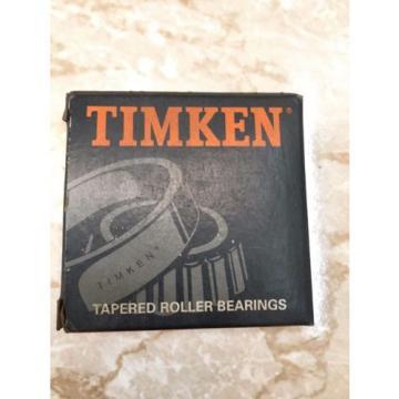 TIMKEN 55176C TAPERED ROLLER BEARING - NOS