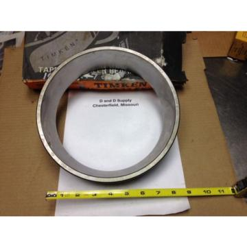 Timken 82950-20024, Single Row Tapered Roller Bearing Cup, Made-In-The-USA
