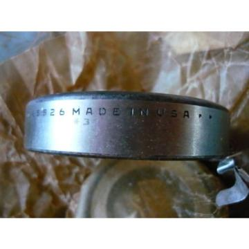 25526 precision 3 Timken Cup for Tapered Roller Bearings Single Row