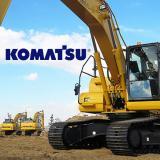 KOMATSU FRAME ASS'Y 11Y-21-34106