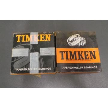 "Timken 532X Bearing Tapered Roller Bearings 4"" Lot of 4 New"