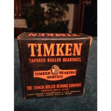 VTG TIMKEN NOS TAPERED ROLLER BEARING M-86649 Cone