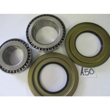 25590 Tapered Roller Bearing QJZ & 25877 Transmission Output Shaft Bearing
