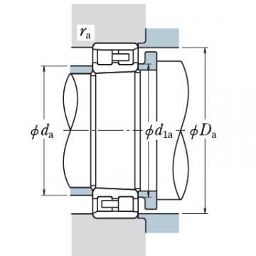 Cylindrical Roller Bearings  NNU3134