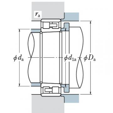 Double Row Cylindrical Roller Bearing  NN3924