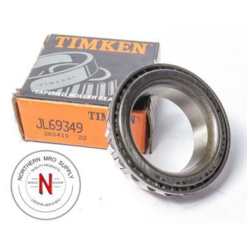 TIMKEN JL69349 TAPERED ROLLER BEARING 38mm x 63mm x 17mm